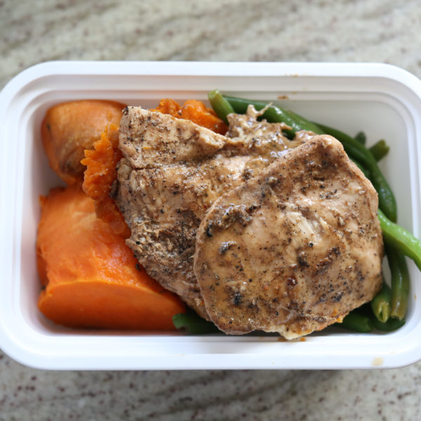 Chicken n Sweet Potato – Plain Jane 1
