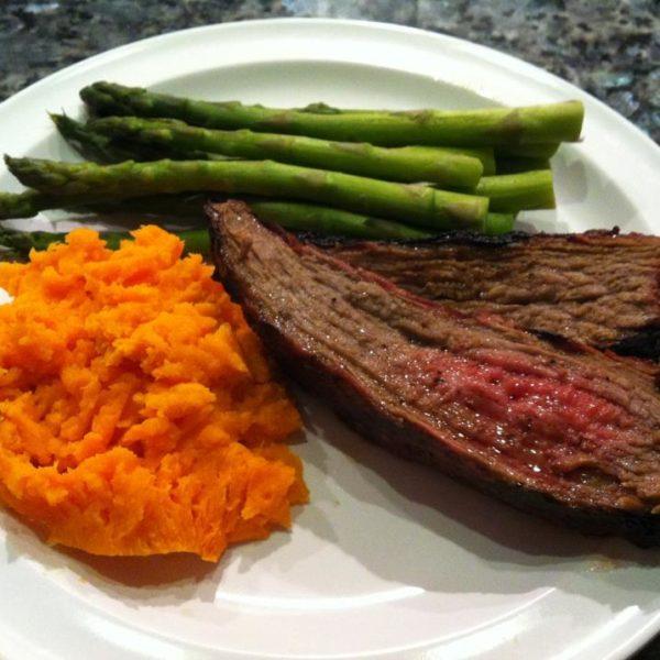 Grilled Steak 1