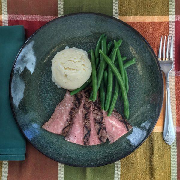 Grilled Steak – Plain Jane 1