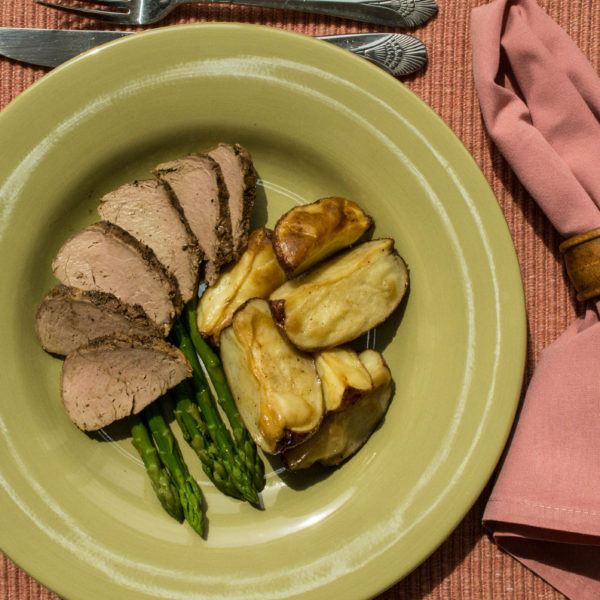 Pork Tenderloin – Plain Jane 1