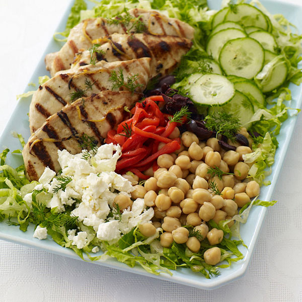 Greek Chicken Salad 1