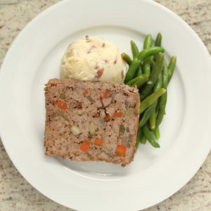 Skinny Meatloaf  - Whole 30