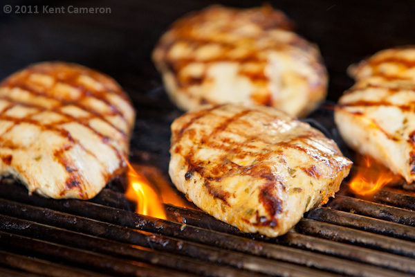 Grilled Chicken – Muscle 1