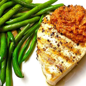 Chicken Romesco - Muscle
