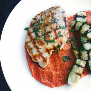 Chicken Romesco - Whole 30