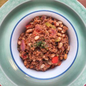 White Bean Turkey Chili - Whole 30