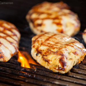 Grilled Chicken - Muscle
