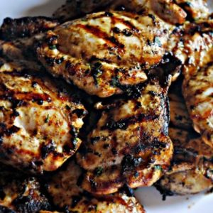 Beer&Ancho Chicken Thighs - Muscle